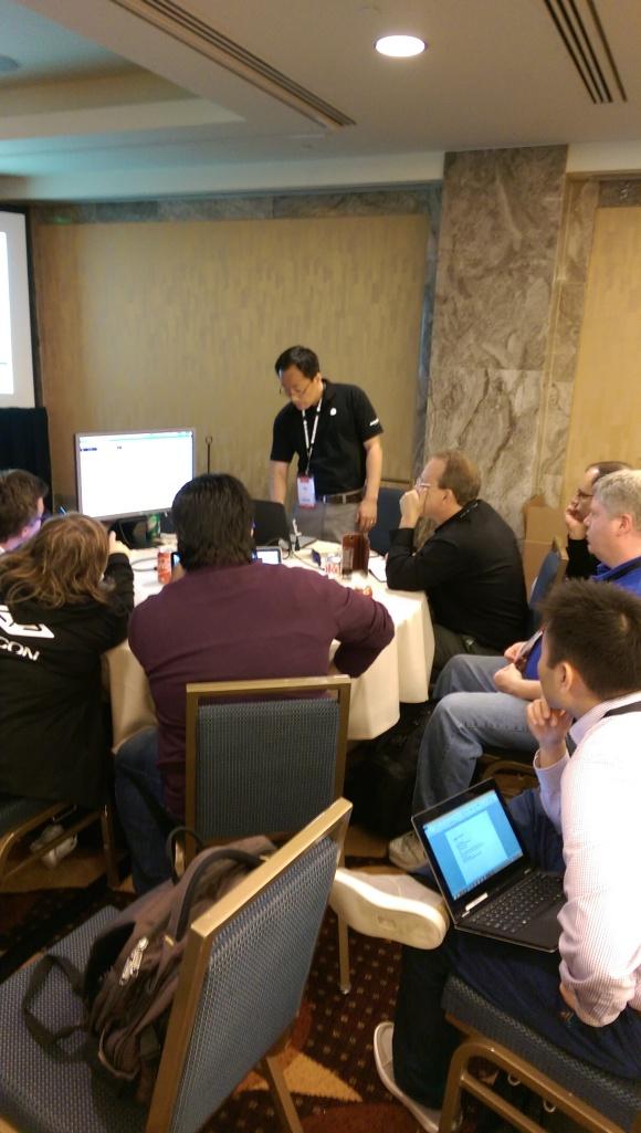 Joo (SugarCRM) discussing debugging code customizations in Sugar 7